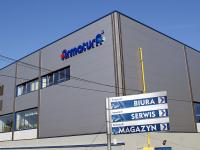 Oznakowanie firm Armatura Kraków S.A