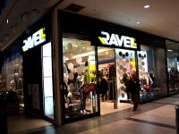Oznakowanie firm Ravel