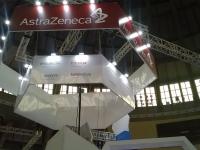 Stoisko AstraZeneca