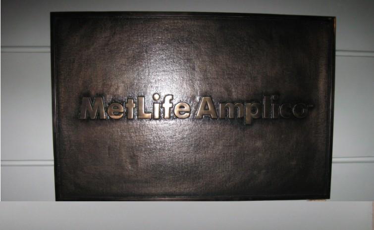 Tablice informacyjne MetLife Amplico