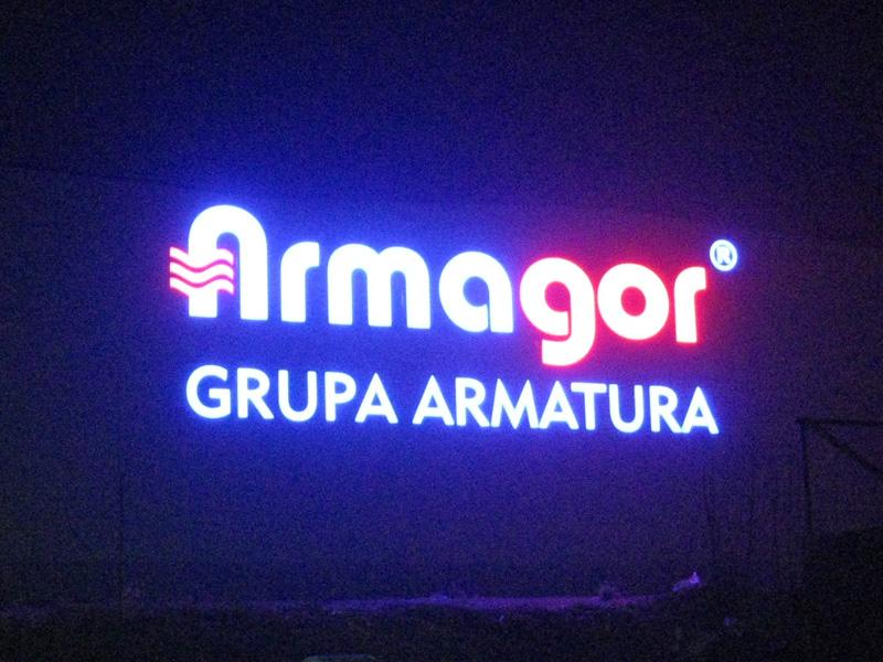 Oznakowanie firm Armagor