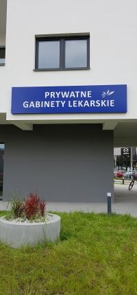 Prywatne gabinety lekarskie